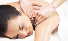 60- or 90-Minute Tailored Therapeutic Massage or Two 60-Minute Massages at Touch With Intent (Up to 51% Off)