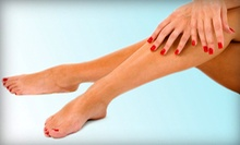 One, Three, or Five Hand-Applied Spray Tans at Charleston Nails & Spray Tan (Up to 60% Off)