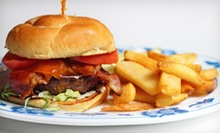 Gourmet Pub Food at Sapphires Sports Bar & Grill (Half Off). Two Options Available.
