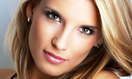 Haircut Package with Options for All-Over Color or Partial or Full Highlights at Ta-Da' Salon (Up to 58% Off)