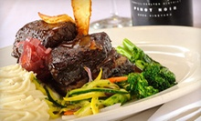 $30 for $60 Worth of Steaks, Seafood, and Pacific-Northwestern Cuisine for Dinner at Portland Prime