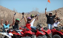 Nellis Dunes ATV Tour for One or Two from Las Vegas ATV Tours (Up to 62% Off)