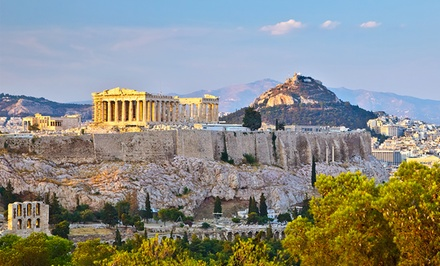 ✈7-Day Rome and AthensVacation with Airfarefrom go-today.Price/Person Based on Double Occupancy.