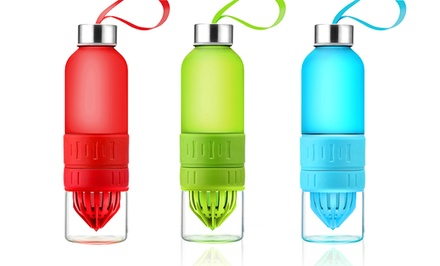 Twist N Go Fruit-Infuser Water Bottle