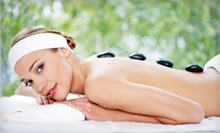 One or Two Swedish or Hot-Stone Massages at Radiant Therapeutic Massage (Up to 53% Off)