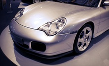 Basic Auto Detailing, Full Detailing, or Window-Tinting Package with Exterior Wash at T and A Detailing (Up to 67% Off)
