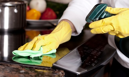 Two, Four, or Five Hours of Housecleaning from Busy Bee Maids, LLC (Up to 51% Off)