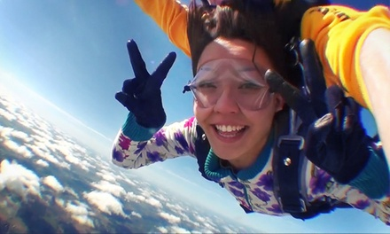 $149 for a Tandem Skydive Jump with Skydive Minnesota Inc. ($229 Value)