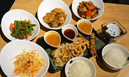Nine-Course Thai and Malaysian Tasting Menu for Two or Four at Spoon Kitchen (Up to 55% Off)