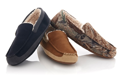 Oak & Rush Men's Moccasins | Groupon Exclusive