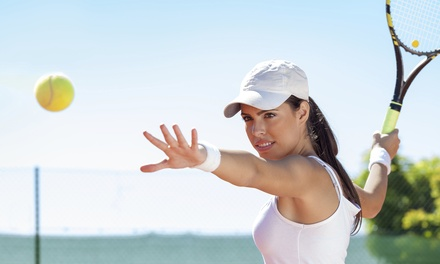 $49 for 3-Week Adult Beginner Tennis/NOW Program for 1 or 2 from Green Bay Tennis Center ($100 Value)