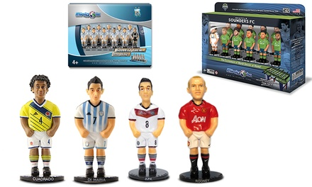 11-Pack of Minigols Soccer Collectible Figurines