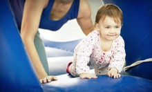 $20 for Six Indoor-Playground Sessions at Romp n' Roll ($42 Value)