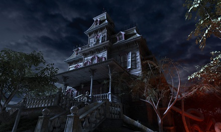 Valentine's Day Adventure for Two or Four on February 13 or 14 from Psychosis Haunted House (50% Off)