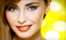 Three Threading Sessions for Eyebrows or Eyebrows and Lip at Champagne Salon (Up to 64% Off)