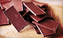 $15 for a 45-Minute Chocolate-Tasting Tour for Two at Alegio Chocolate ($30 Value)