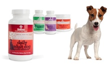Total Care Dog Nutritional Supplements from PetSana (Up to Half Off). Four Sizes Available. Free Shipping.
