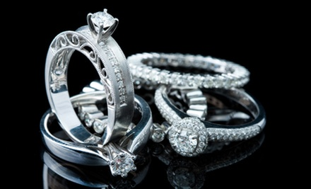 Jewelry at Monica Jewelers (Up to 51% Off). Two Options Available.