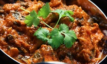 Indian Cuisine at Persis Indian Grill (Up to 53% Off). Two Options Available.