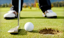 18-Hole Round of Golf for Two or Four with Cart Rental and Range Balls at The Links at Overlake (Up to 56% Off)