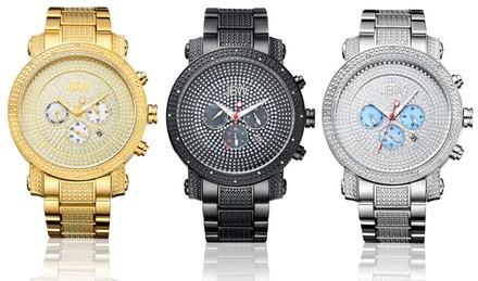 JBW Victor Men's Diamond Watches