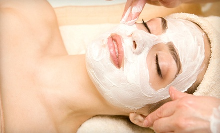 Signature Facial, Microdermabrasion, or Express Facial with Body Wrap at Pure Esthetics (Up to 54% Off)