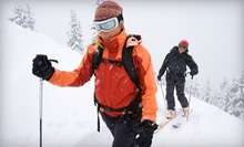 Waxing for Cross-Country Skis at Vlos des Ronds-Points (Up to 54% Off). Four Options Available.