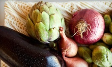 $31 for Organic Produce-Box Delivery and Delivery-Service Registration from Space Girl Organics ($62 Value)