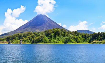 Groupon Deal: ✈ 9-Day Costa Rica Trip with Air & Transfers from Travel by Jen. Price per Person Based on Double Occupancy.