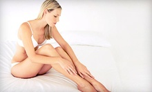 Six Laser Hair-Removal Sessions for One Small, Medium, or Large Area at Abstract Salon &amp; Spa (Up to 67% Off)