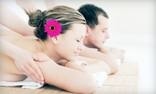 Chinese Massage with Sauna Session or Ionic Footbath, or Couples Massage with Ionic Footbath at Chi Spa (Up to 52% Off)