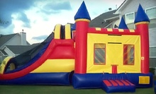 $79 for $165 Worth of One Bounce-House and One Concession Rental from Celebration Central