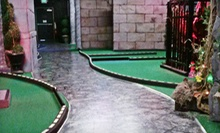 $18 for Four Rounds of Mini Golf at Ghost Golf (Up to $36 Value)