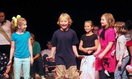 Up to 51% Off Summer camp at StageTime Studios