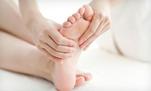 Reflexology Treatments at Footpaths to Health Reflexology (Up to 53% Off). Three Options Available.