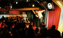 Thursday-Night Standup Show for Two or Four at The Comedy Bar (Up to 55% Off)