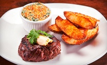Range-Inspired American Fare at Roadrunner Saloon (Half Off). Two Options Available.