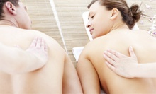 Couples Massage, Facial, or Both at NYC Galaxy Beauty Center (Up to 61% Off)