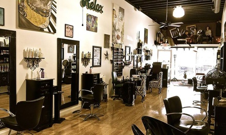 Haircut, Color, and Style from Muse (60% Off)