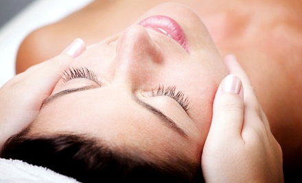 $49.99  for Facial, Neck and Shoulder Massage, and Skin Consultation at Lou Lou's Skin Spa ($130  Value)