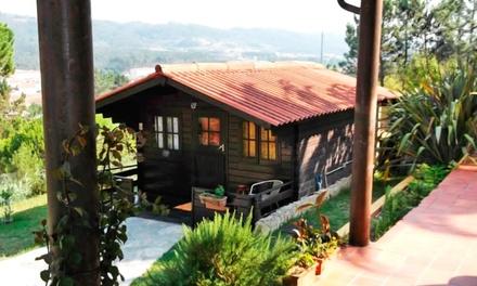 Quinta do Galego — Nazaré: 2 noites para duas ou quatro pessoas em estúdio com welcome drink desde 59€
