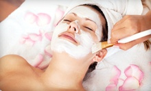 $59 for a Stress-Solution Spa Facial with Eye, Lip, and Hand Treatments at Little Oasis Day Spa (Up to $118 Value)