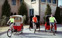 $37 for 2-stop Dessert Tour of Downtown Tulsa by Bicycle Taxi