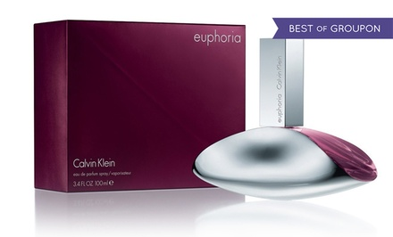 Calvin Klein Euphoria Fragrance for Women. Multiple Sizes Available from $29.99–$49.99.