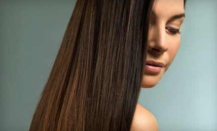 $99 for a Brazilian Keratin Treatment from Marie Mello at Salon Divine and Spa ($200 Value)