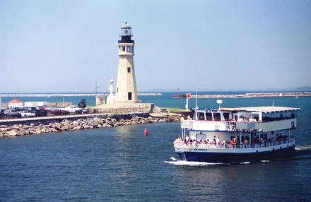 Sightseeing Cruise for Two or Four from Buffalo Harbor Cruises (Up to 47% Off)
