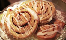 Baked Goods and Lunch Food, or Catering at John Dough Bakery (Half Off)