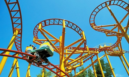 Worlds of Fun & Oceans of Fun – One Park for One Price (36% Off Admission)