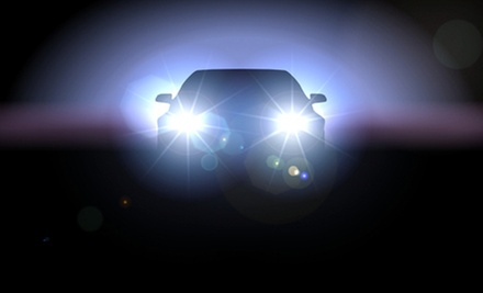 Mobile Restoration of One or Two Sets of Headlights from Cristal's Mobile Carwash & Detailing (Up to 72% Off)