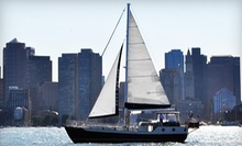 Boston Harbor Sailing Trip for Two or Four, or Private Charter for Up to 36 at Seacoast Sailing (Up to 63% Off)